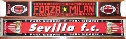 2007: Stade Louis II, Monaco. Attendance: 17.882 * AC MILAN - SEVILLA: 3-1