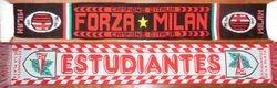 1969: San Siro, Milan. Attendance: 60.675 * AC MILAN - ESTUDIANTES de La PLATA: 3-0. La Bombonera, Buenos Aires. Attendance: 66.000 * ESTUDIANTES de La PLATA: 2-1