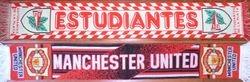 1968: La Bombonera, Buenos Aires. Attendance: 66.000 * ESTUDIANTES de La PLATA - MANCHESTER UNITED FC: 1-0. Old Trafford, Manchester. Attendance: 63.428 * MANCHESTER UNITED FC - ESTUDIANTES de La PLATA: 1-1