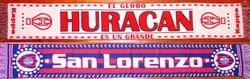 HURACAN-SAN LORENZO DERBY