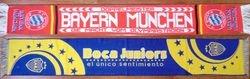 2001: National Stadium, Tokyo. Attendance: 51.360 * FC BAYERN MUNCHEN - CA BOCA JUNIORS: 1-0 (e.t.)