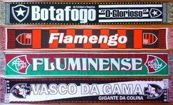 CLUBS FROM RIO de JANEIRO
