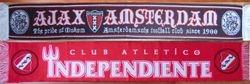 1972: La Doble Visera, Avellaneda. Attendance: 60.000 * CA INDEPENDIENTE - AFC AJAX: 1-1. Olympic-Stadium, Amsterdam. Attendance: 46.511 * AFC AJAX - CA INDEPENDIENTE: 3-0