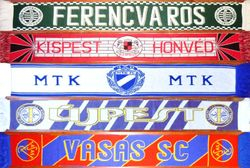 CLUBS FROM BUDAPEST