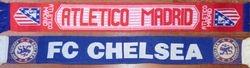 2012: Stade Louis II, Monaco. Attendance: 14.312 * ATLETICO MADRID - CHELSEA: 4-1