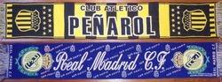 1966: Estadio del Centenario, Montevideo. Attendance: 58.324 * CA PENAROL - REAL MADRID CF: 2-0. Santiago Bernabeu, Madrid. Attendance: 71.063 * REAL MADRID FC - CA PENAROL: 0-2