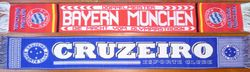 1976: Olympiastadion, Munchen. Attendance: 22.000 * FC BAYERN MUNCHEN - CRUZEIRO EC: 2-0. Estadio Governador Magalhaes Pinto, Belo Horizonte. Attendance: 113.713 * CRUZEIRO SC - FC BAYERN MUNCHEN: 0-0