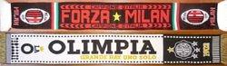 1990: AC MILAN - CLUB OLIMPIA: 3-0