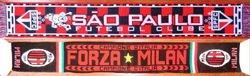 1993: National Stadium, Tokyo. Attendance: 52.275 * SAO PAULO FC - AC MILAN: 3-2