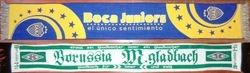 1977: La Bombanera, Buenos Aires. Attendance: 60.000 * CA BOCA JUNIORS - VFL BORUSSIA MON.GLADBACH: 2-2. Wildparkstadion, Karlsruhe. Attendance: 38.000 * VFL BORUSSIA MON.GLADBACH: 0-3 (Borussia Mon.Gladbach replaced Liverpool FC)