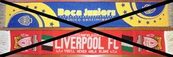 1978: Not played, Liverpool FC withdrew.