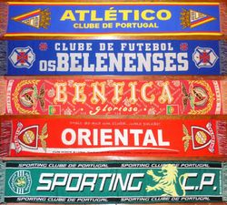 CLUBS FROM LISBON
