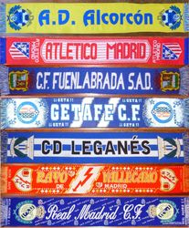 CLUBS FROM MADRID