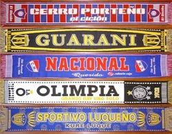 CLUBS FROM GRAN ASUNCION