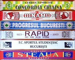 CLUBS FROM BUCHAREST *special thanks to Sorin Mateescu*