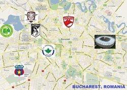 BUCHAREST, ROMANIA (population: 1,931,000)