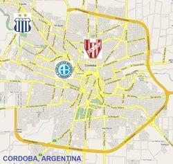 CORDOBA, ARGENTINA (Population: 1,309,536)