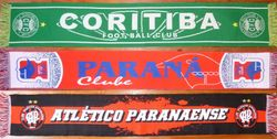 CLUBS FROM CURITIBA (population: 1,764,540)