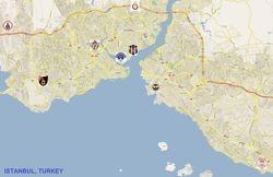 ISTANBUL, TURKEY  (population: 13,854,740)