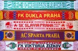 CLUBS FROM PRAGUE