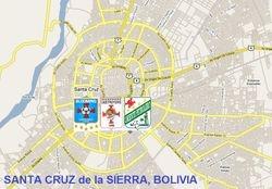 SANTA CRUZ de la SIERRA, BOLIVIA (population: 2,102,998)