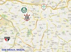 SAO PAULO, BRAZIL (population: 19,889,559)