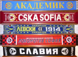 CLUBS FROM SOFIA (special thanks to Krasen Kanev)