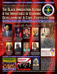 2016 Caribbean & African Conference