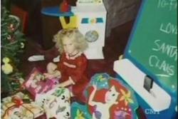 Taylor's 3rd Christmas 2