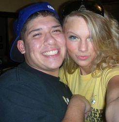 Taylor and Justin