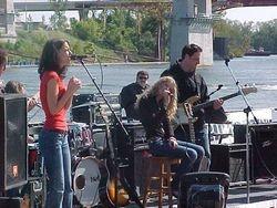 Nashville river front 2