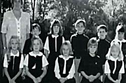Taylor's second grade school picture