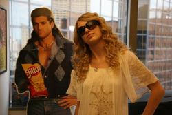 Billy Ray and Tay