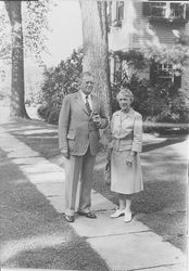 Taylor's great grandparents