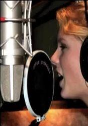 Recording a song 3