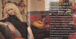 Country weekly Christmas article