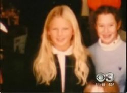 Taylor in fourth grade