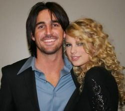 Taylor with Jake Owen