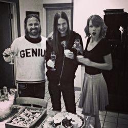 Taylor, Max Martin and Shellback