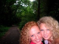 Taylor and Abi at fifteen or sixteen 5