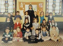 Taylor's Kindergarten class picture
