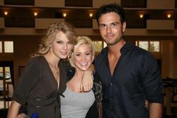 Taylor, Kellie and Chuck