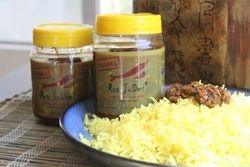 Dengan Saffron Rice