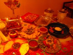 Catered food- Mexican