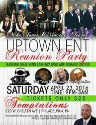 Uptown Reunion Affair April 23, 2016