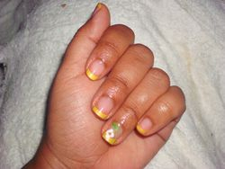 Natual Manicure