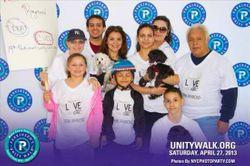 Walking for Parkinsons