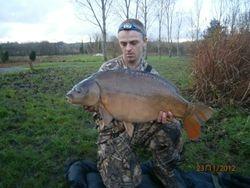 Dan's third fish of his session