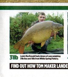 one of last weeks angling press