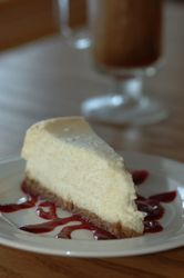 Kaslo Hotel - Housemade Cheesecake